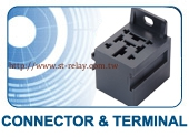 Connector and Terminal