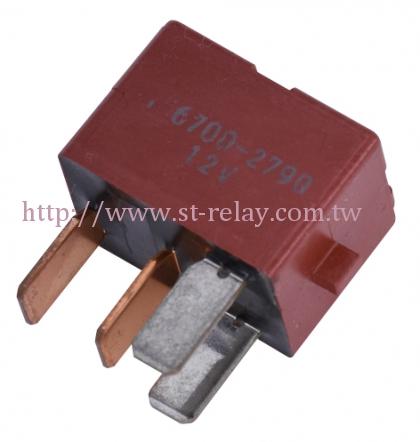 ST-01297 Fuel Injection Relay  RY724 39794SDA901 39794SDA902 12V 4P