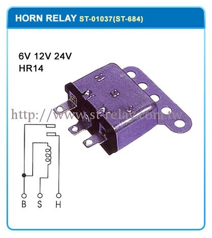 6V 12V 24V  HR14