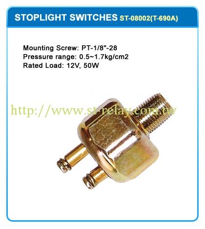 Mounting Screw:PT-1/8