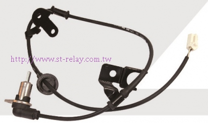 ST-28060   MAZDA PREMACY REAR LEFT ABS SENSOR   C100-43-72Y