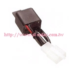 12V  LED Flasher  Universal Type  0.1W~200W