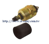 DIESEL PUMP SWITCH FUEL SHUT OFF VALVE  12V 24V   0330 001 016