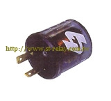 12V 2P  L.E.D FLASHER  NON-POLARIZED  UNIVERSAL TYPE  1W~200W