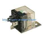 LED Relay  12V 24V  5P 1C